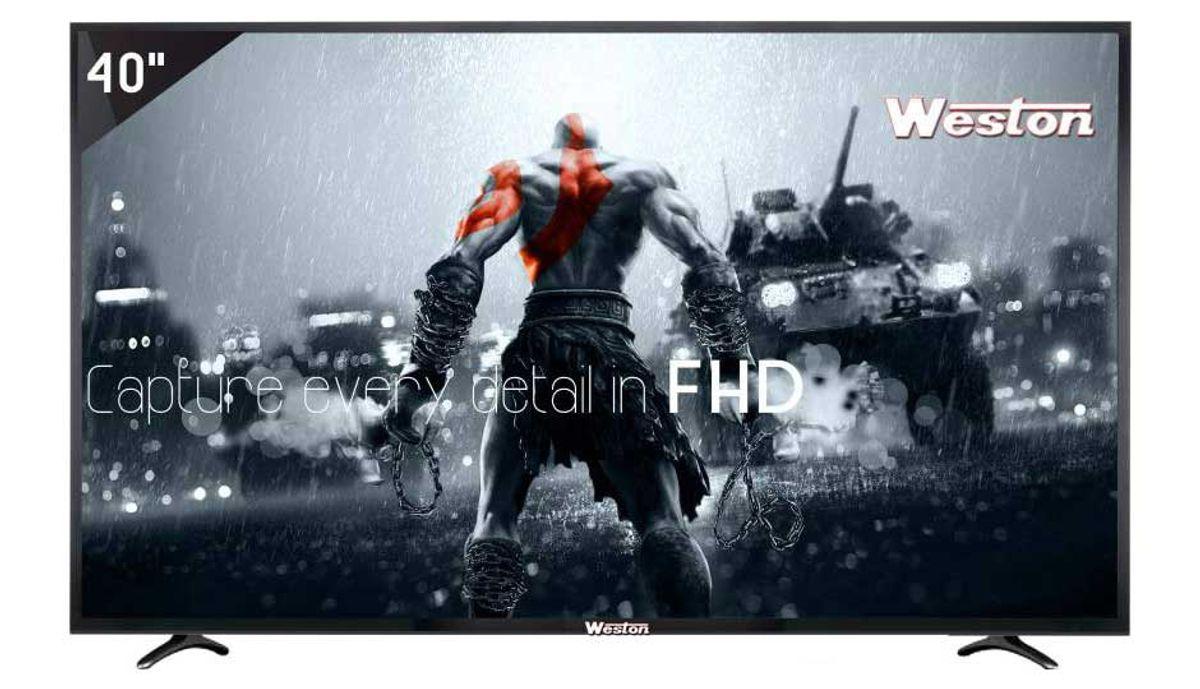Weston 40 ഇഞ്ചുകൾ Full HD LED ടിവി