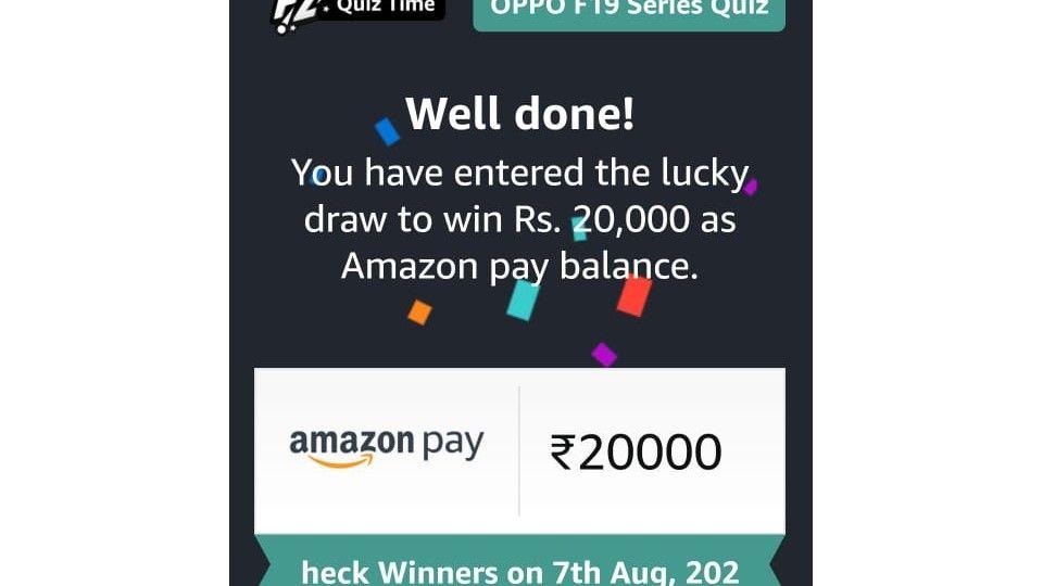 Oppo F19 Series Quiz