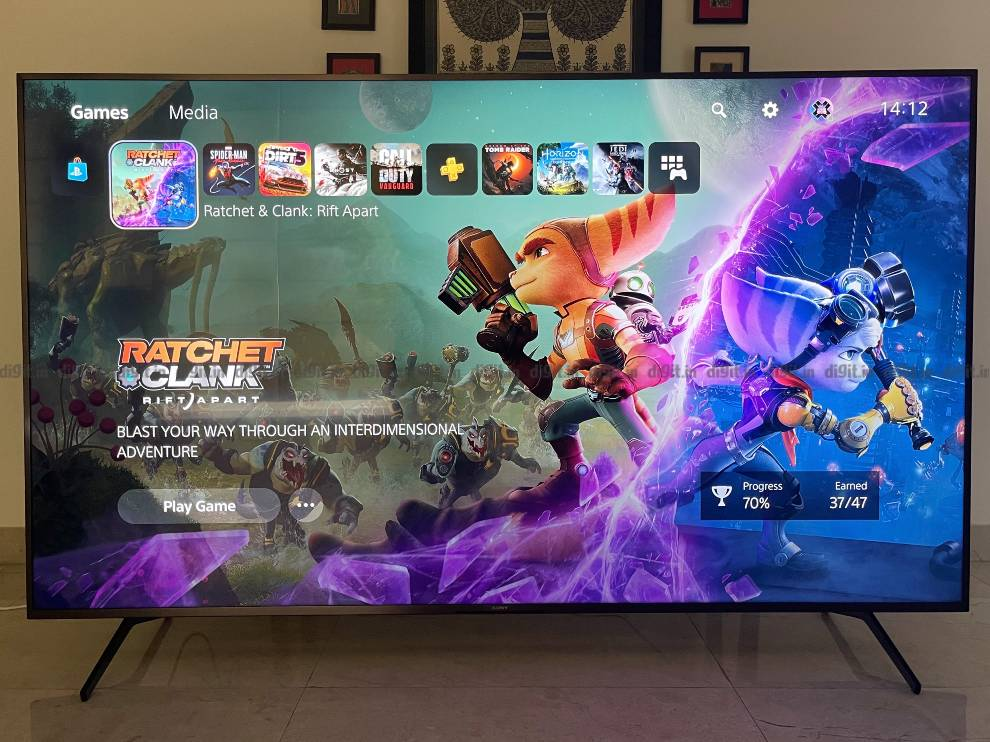 The Sony X85J is a good TV for those looking for a gaming TV.