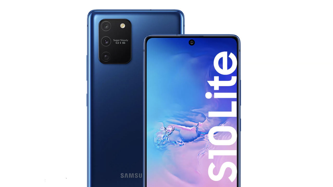 Samsung Galaxy S10 Lite launched in India for Rs 39,999