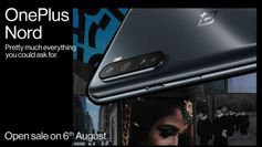 OnePlus Nord open sale delayed to August 6