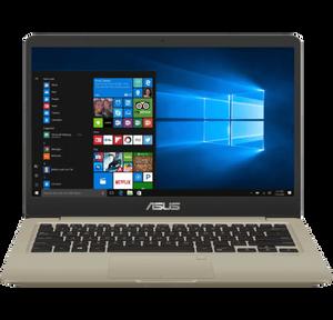 Asus VivoBook S14 Core i5 8th Gen - (8 GB/1 TB HDD/256 GB SSD/Windows 10 Home) S410UA-EB666T Thin and Light Laptop (14 inch)