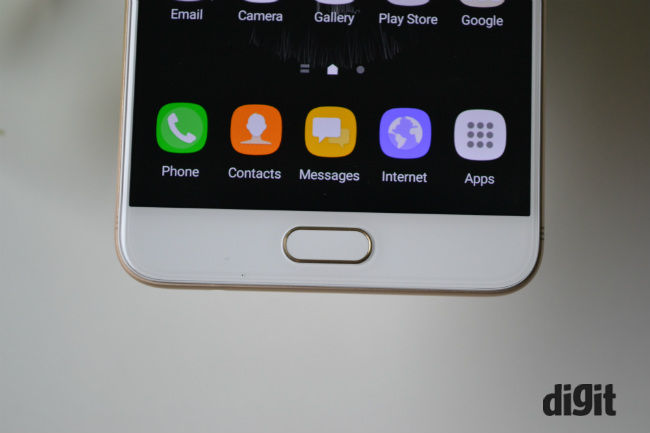 Samsung Galaxy C7 Pro Review