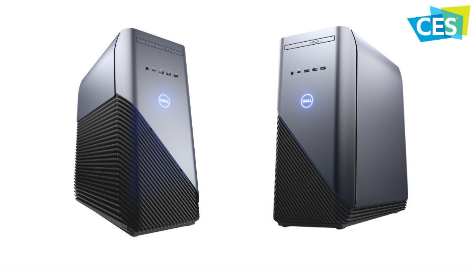 CES 2018: Dell, Alienware increase focus on VR gaming with VR-ready Inspiron Gaming desktop and VR esports