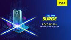 Poco M2 Pro ಇದೇ ಜುಲೈ 7 ರಂದು ಭಾರತದಲ್ಲಿ ಬಿಡುಗಡೆ,ಕಂಪನಿ ಇದರ ಟೀಸರ್ ಬಿಡುಗಡೆಗೊಳಿಸಿದೆ