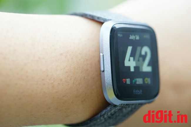 Fitbit Versa review: Does its job, while looking good   Digit