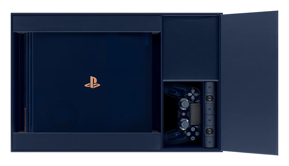 Sony celebrates sale of 500 million PlayStation consoles with
