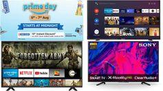AMAZON PRIME DAY 2020 SALE का लास्ट दिन, 43-इंच के ये टीवी मिल रहे शानदार दामों में