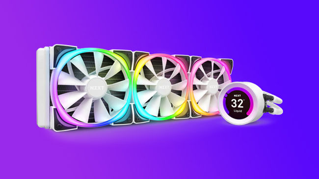 NZXT Kraken X Z AIO CPU Water Cooler White