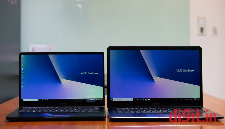 Asus ZenBook Pro 15 (UX580) and ZenBook Pro 14 (UX480) First Impressions: Something special for the