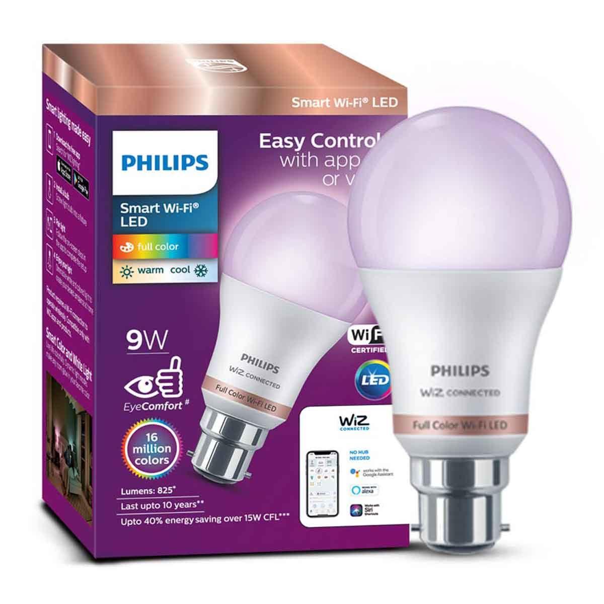 फिलिप्स 9 Watt Smart LED Bulb