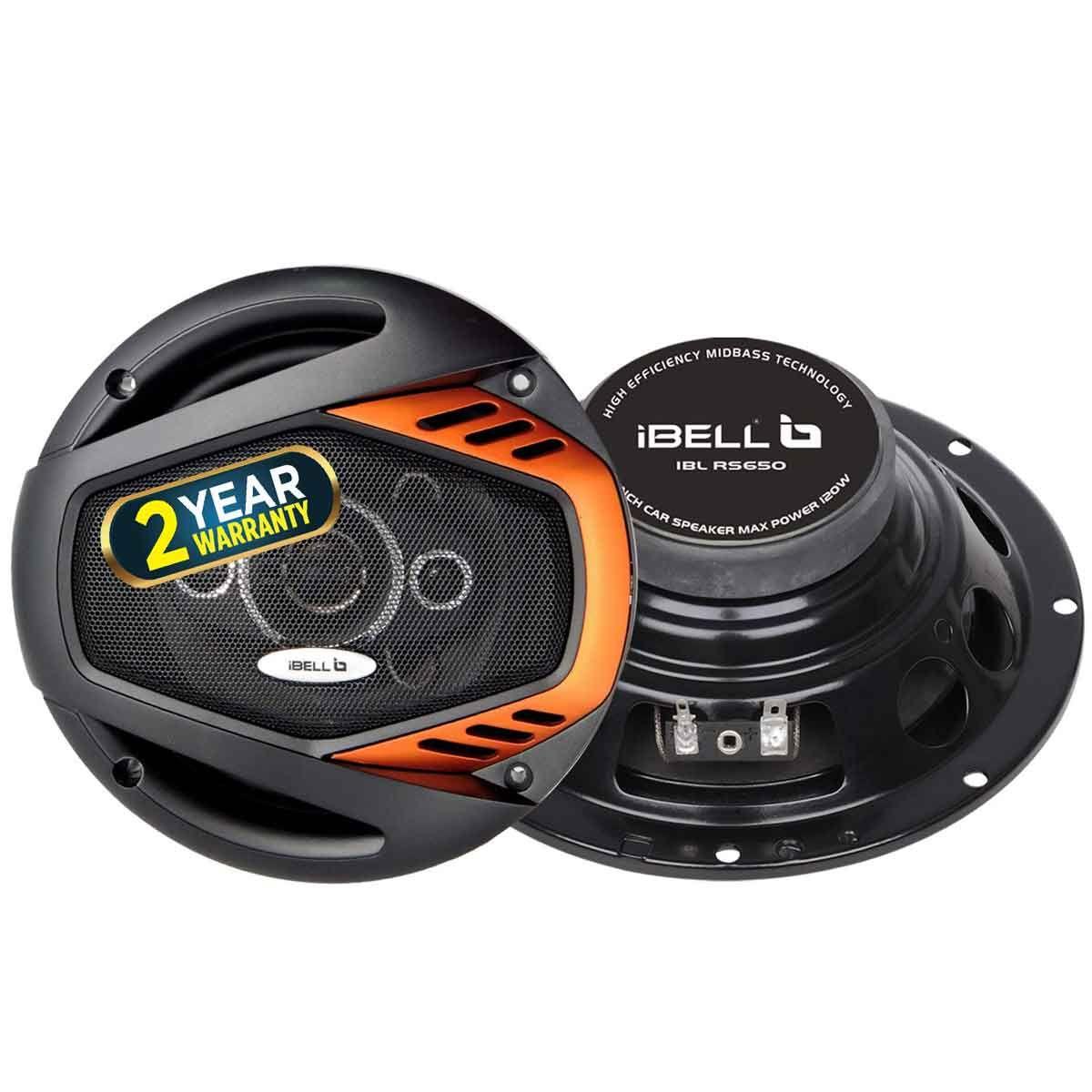 iBELL Car Speakers (RS650)
