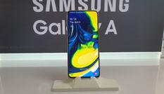 गूगल प्ले कंसोल से Galaxy A82 के फ्रंट डिज़ाइन का चला पता, खास स्पेक्स में शामिल हैं...