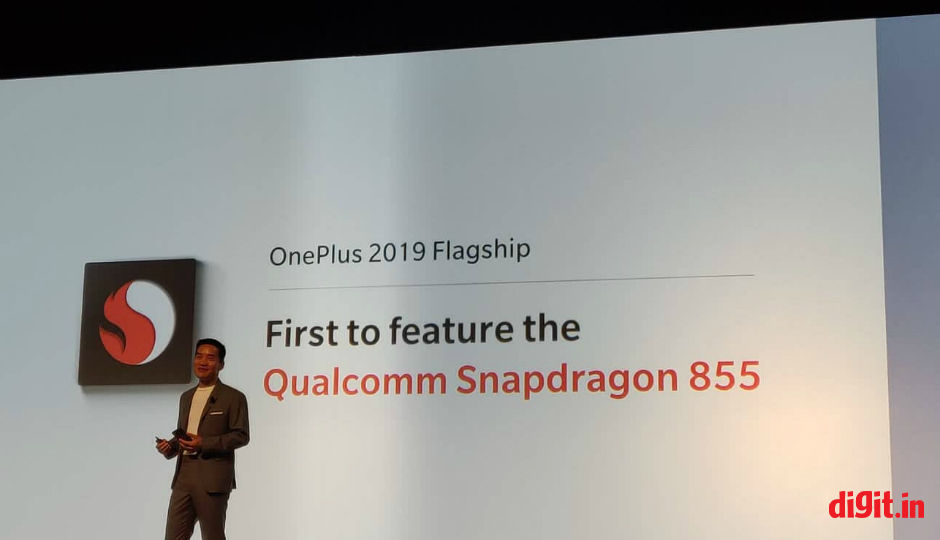OnePlus 7 will be the first to leverage the power of the Snapdragon 855: CEO Pete Lau announced