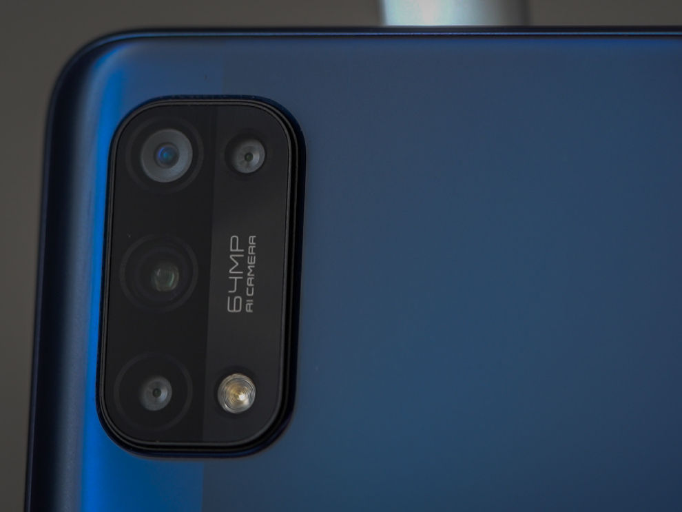 Realme 7 Pro 64MP quad camera