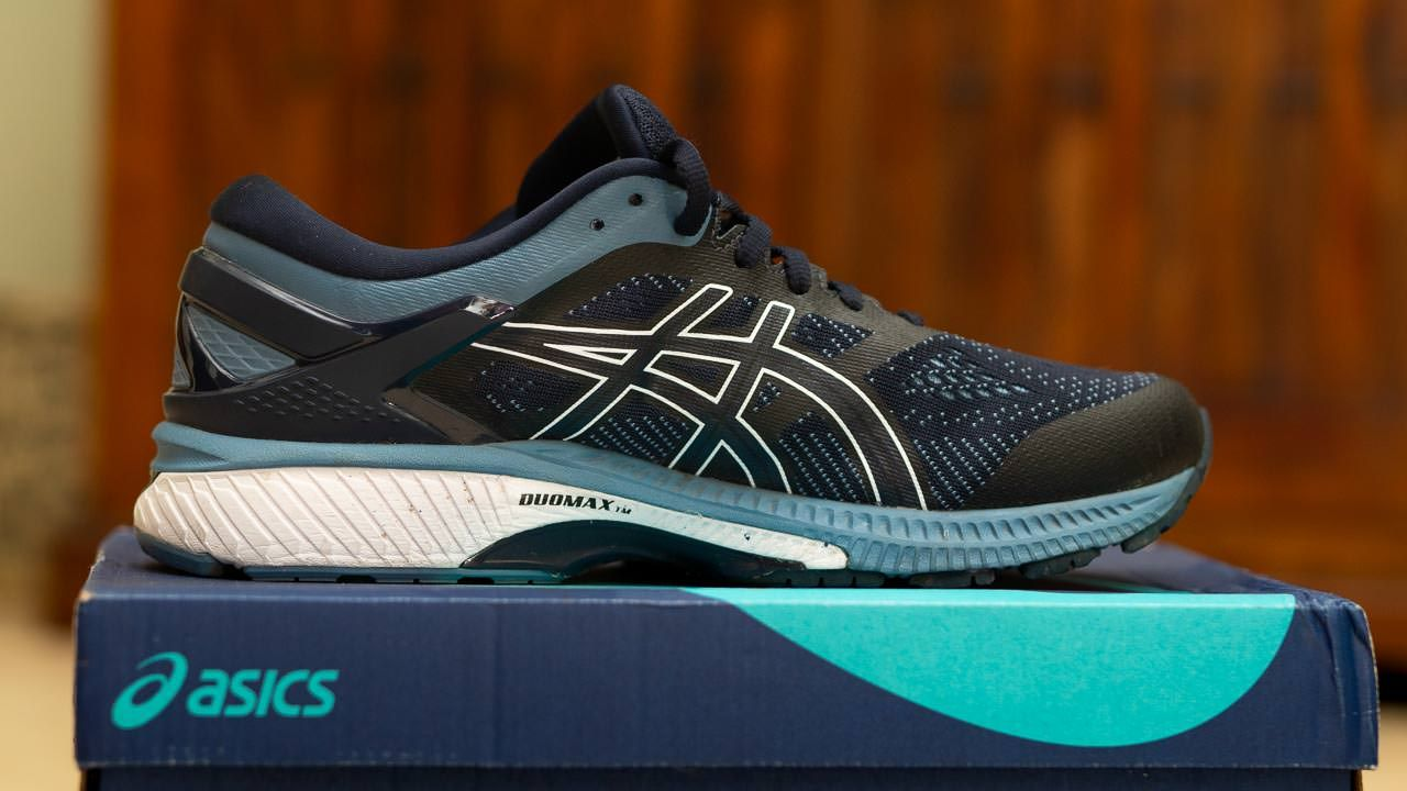 grossiste 93dfc 6a052 Asics Gel Kayano 26 Review: The long distance champion | Digit