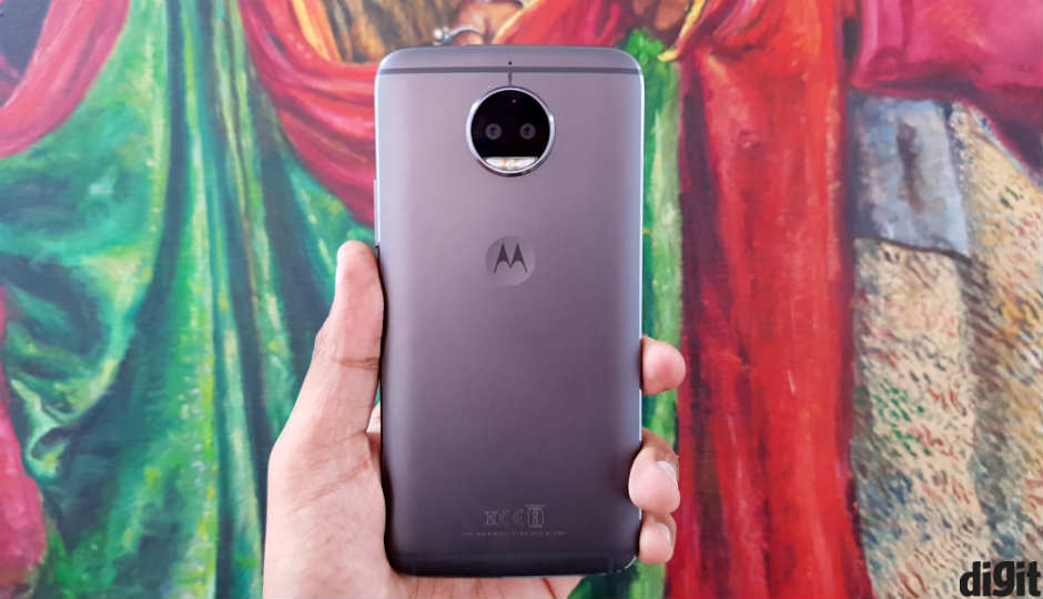 Moto G5S Plus  Review: More camera, same phone