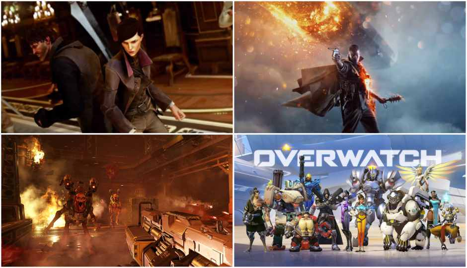 best first person shooter games for pc