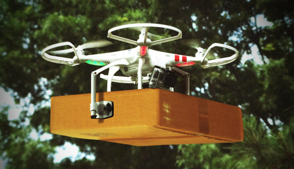 Zomato aims at drone powered food deliveries in India, acquires drone maker TechEagle