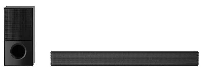 LG SNH5 soundbar supports DTS: Virtual X.