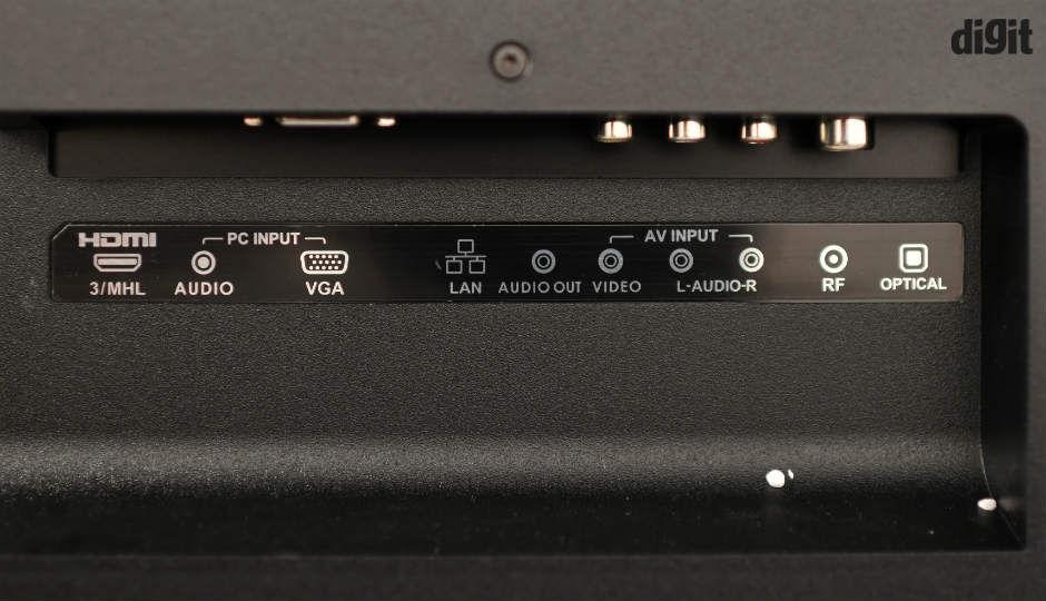 Slide 1 - LeEco Super3 X55 4K UHD Smart TV: In Pictures