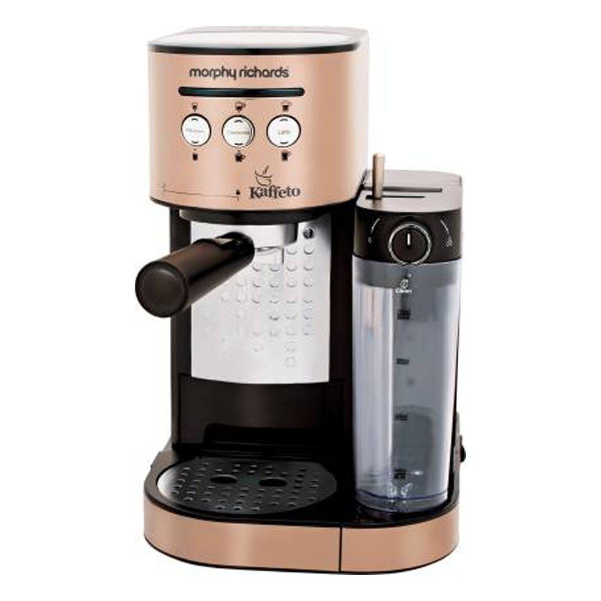 Morphy Richards Kaffeto 10 Cups Coffee Maker