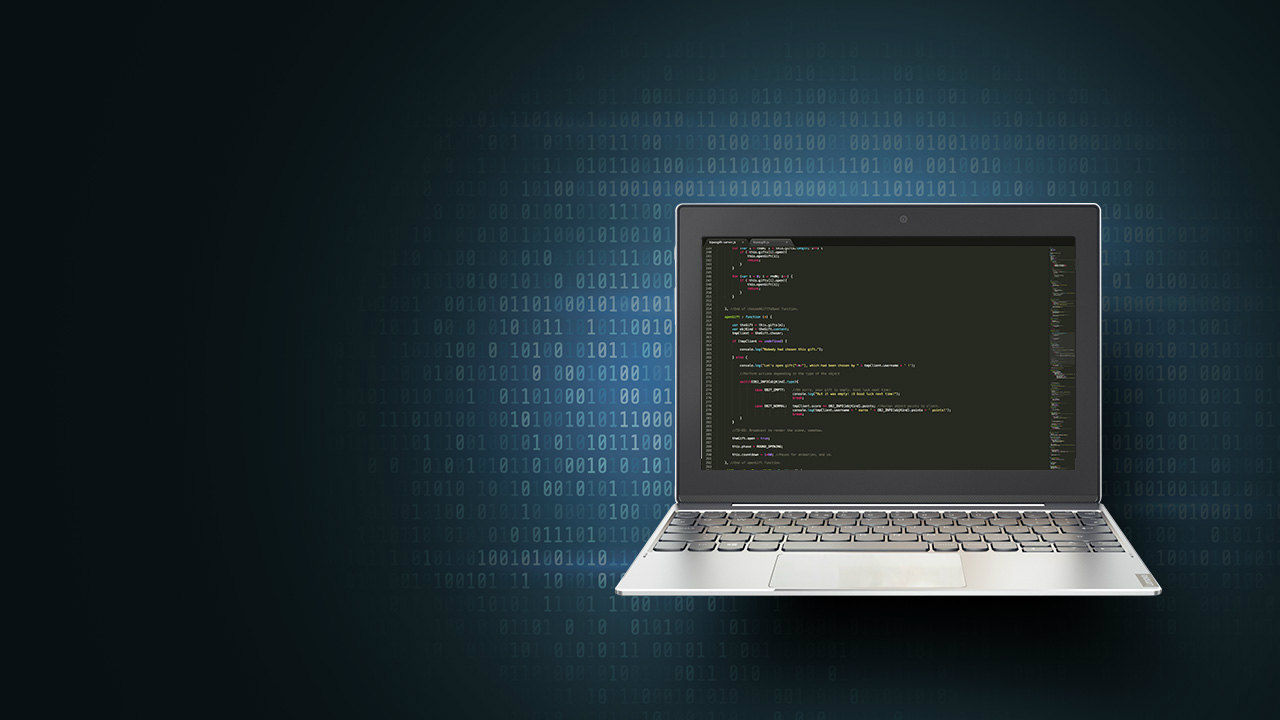 Unleash the programmer in you with the right laptop