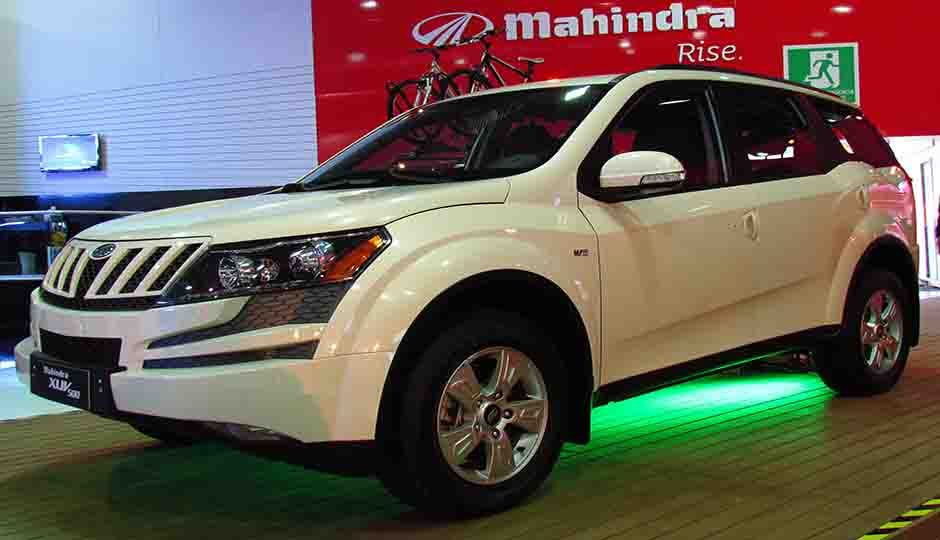 Mahindra XUV500 to be the first Indian car with Android ...