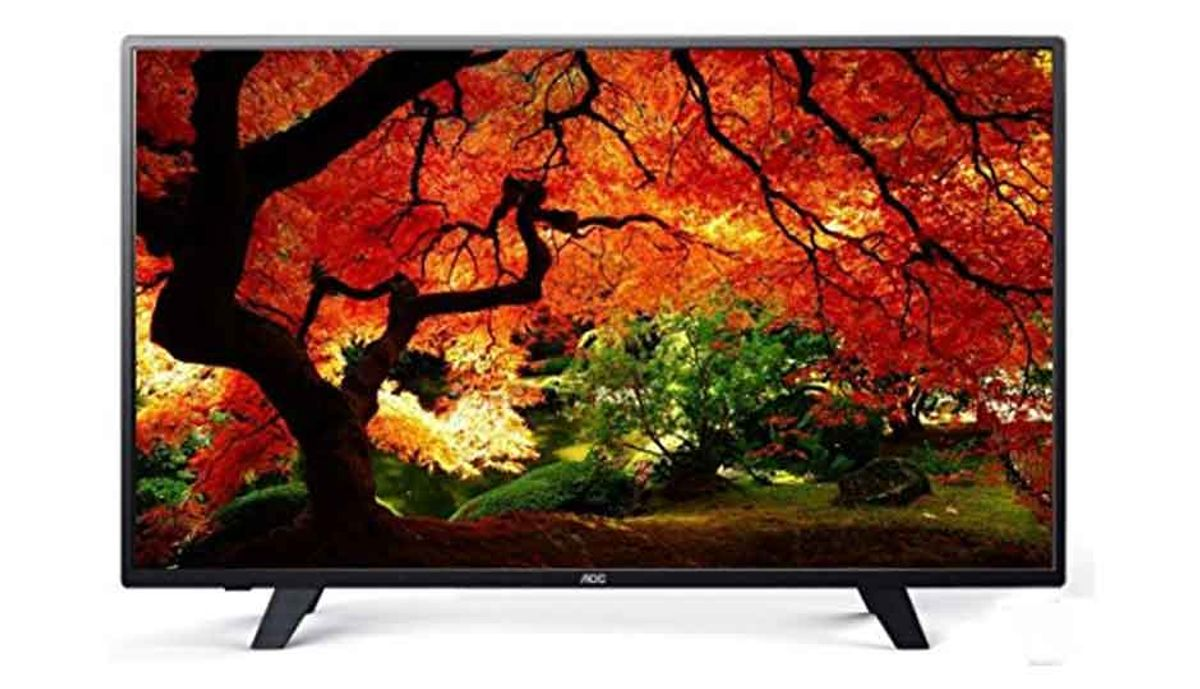 ओक 43 इंच HD Ready LED टीवी