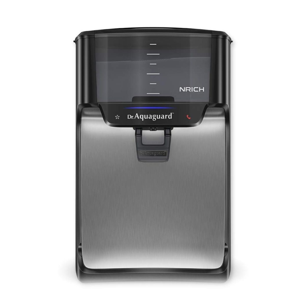 Dr. Aquaguard Nrich HD with Copper Maxx 7 L RO Water Purifier
