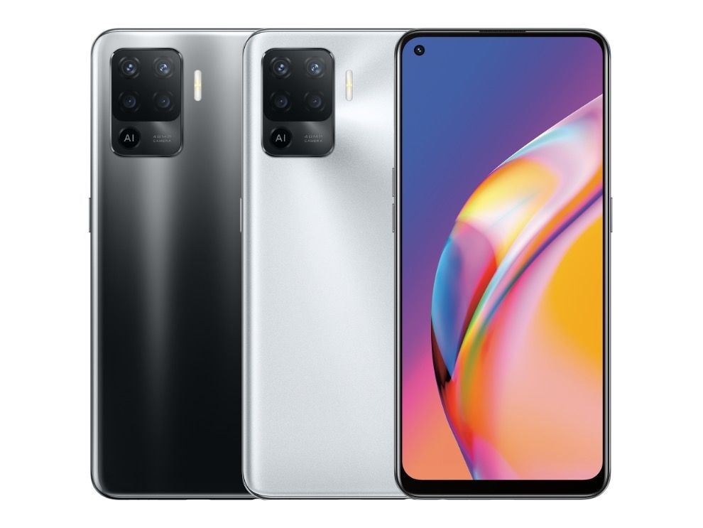 Oppo F19 Pro Design and Display