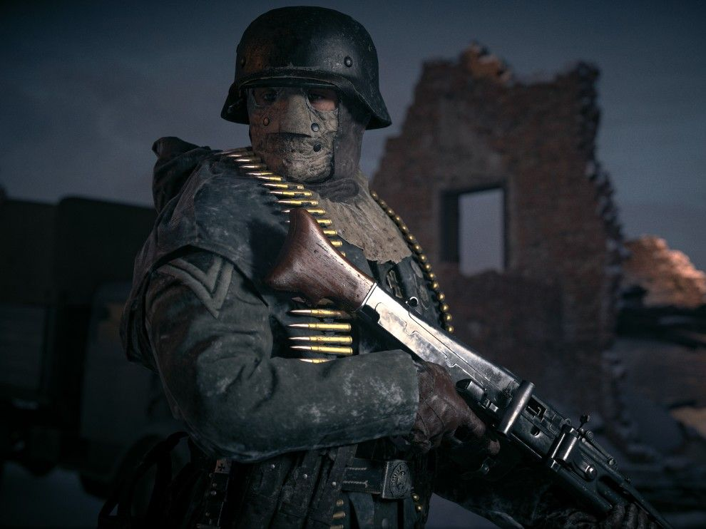 Call of Duty Vanguard will have new multiplayer modes.