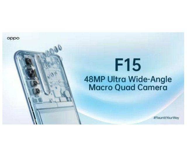 OPPO F15