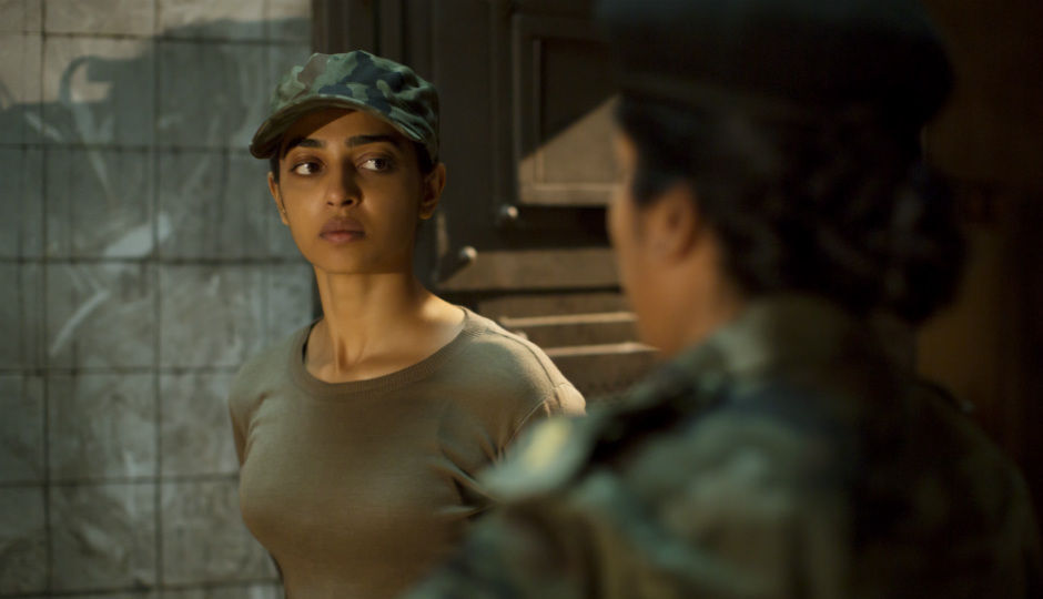 Netflix's Ghoul combines military activism and horror in a spooky...