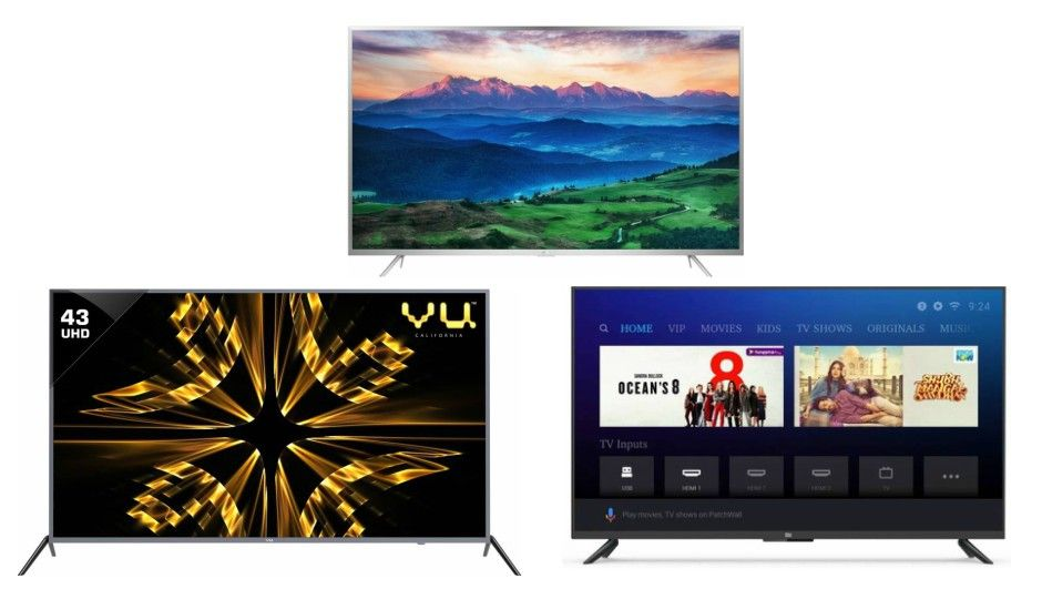 Flipkart Tv Days Offers On Lg Vu Mi And More Digit In