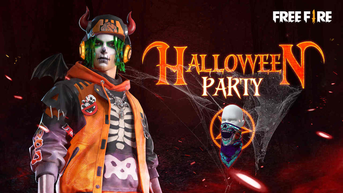 Garena Free Fire Announces Halloween Events New Pet And More Digit