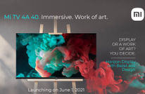Xiaomi Mi TV 4A 40-inch Horizon Edition to launch in India on June 1