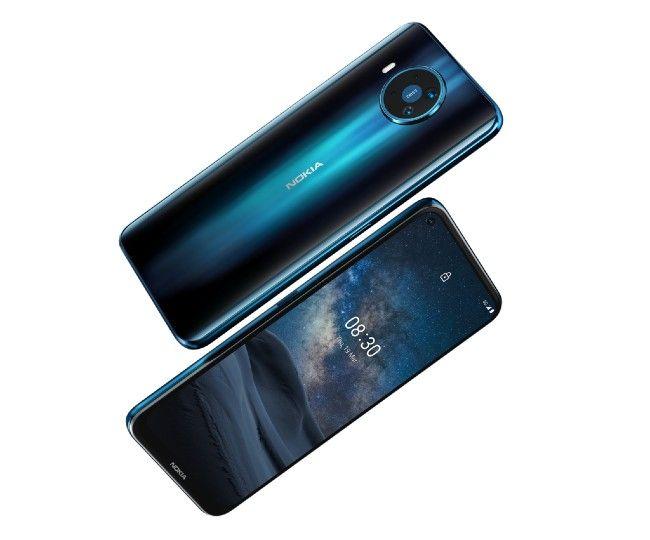 Nokia 8.3 prakhar khanna