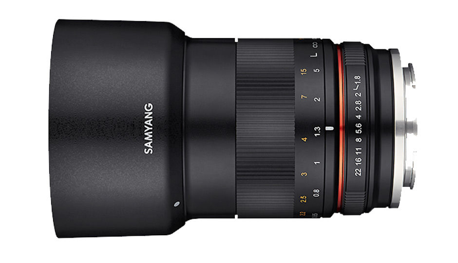 Samyang announces 85mm f/1.8 lens for mirrorless cameras   Digit.in