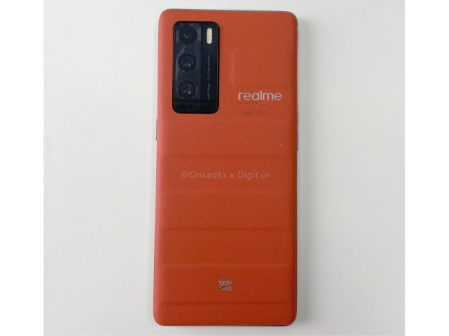 Realme GT Master Edition will launch in a special colour option to mark the celebrations