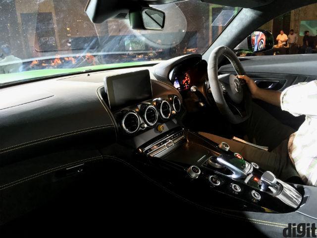 Mercedes-AMG GT-R, GT Roadster: First look   Digit