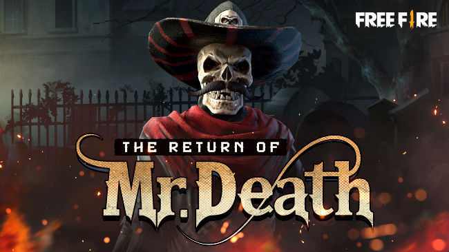 Free Fire will see the return of Mr Death