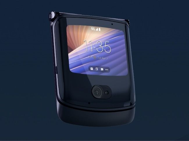 Motorola Moto Razr 5G set to launch in India in October