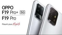 Oppo F19 Pro, F19 Pro+ teased on Amazon, price, key specs also leaked
