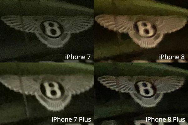 Apple Iphone 8 Vs Iphone 7 Rear Camera Comparison Digit In