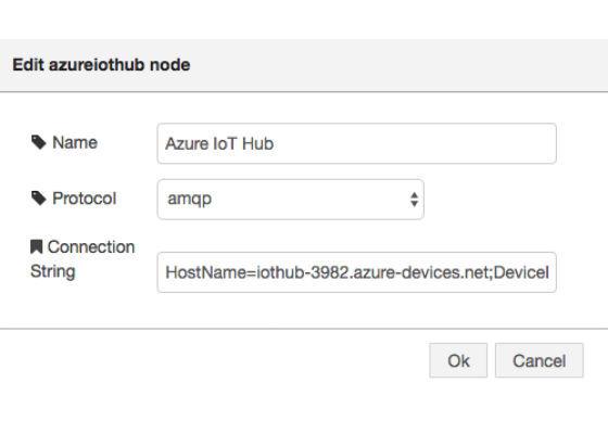 Sensor to Cloud: Connecting Intel NUC to the Microsoft Azure IoT Hub
