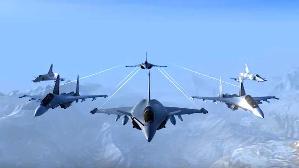 Indian Air Force will launch a new official mobile game on
