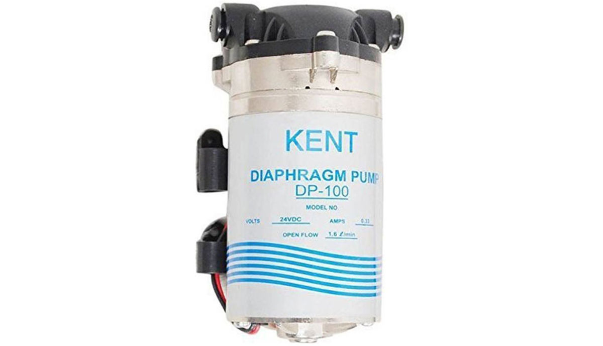 Kent DP-100 1.6 RO Water Purifier (Silver)