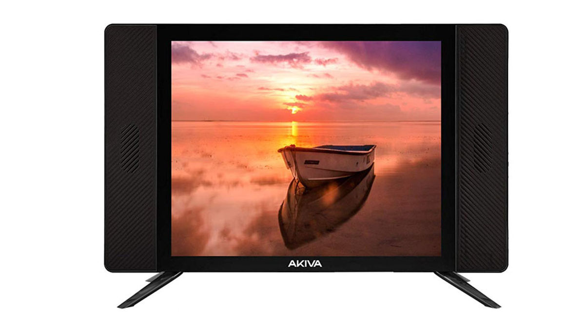 Akiva 19 ಇಂಚುಗಳು HD Ready LED TV