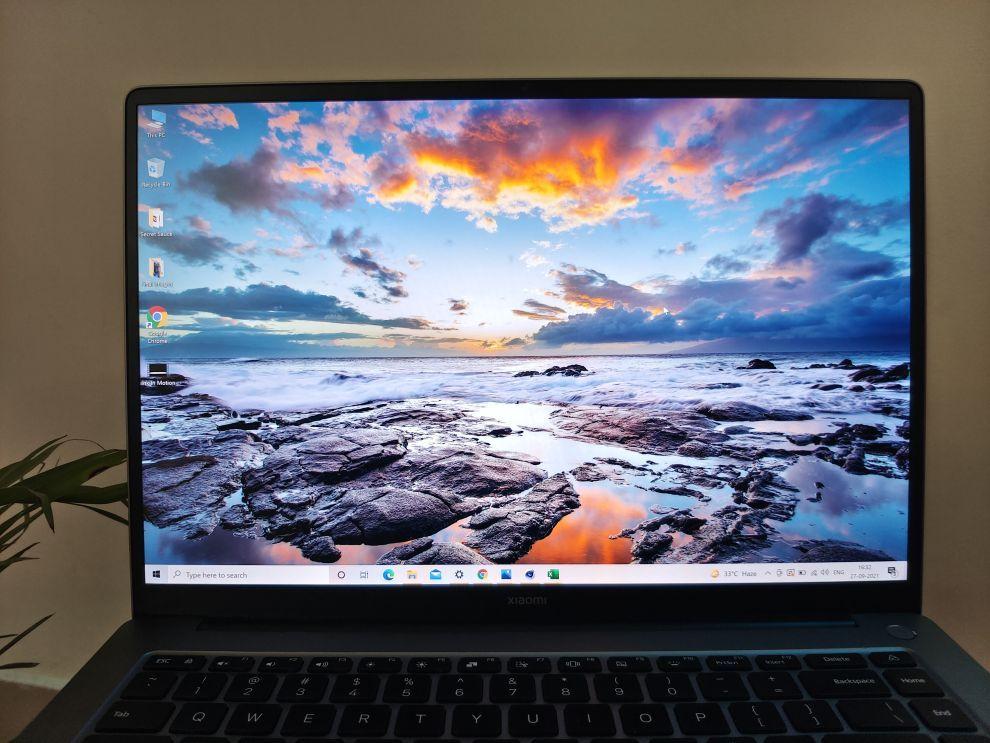 Mi NoteBook Ultra Display